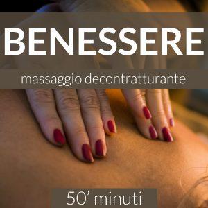 Benessere - Massaggio decontratturante Sangat