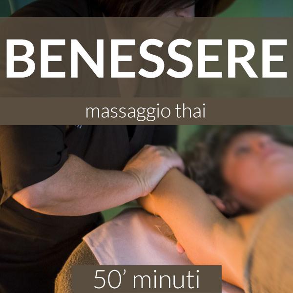 Benessere Massaggio Thai Sangat