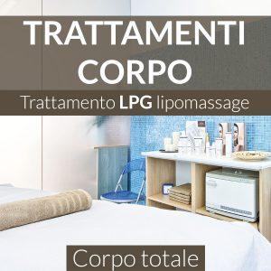 Trattamento LPG Corpo Totale